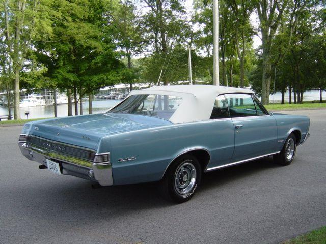 1965 Pontiac LeMans (CC-1388657) for sale in Hendersonville, Tennessee