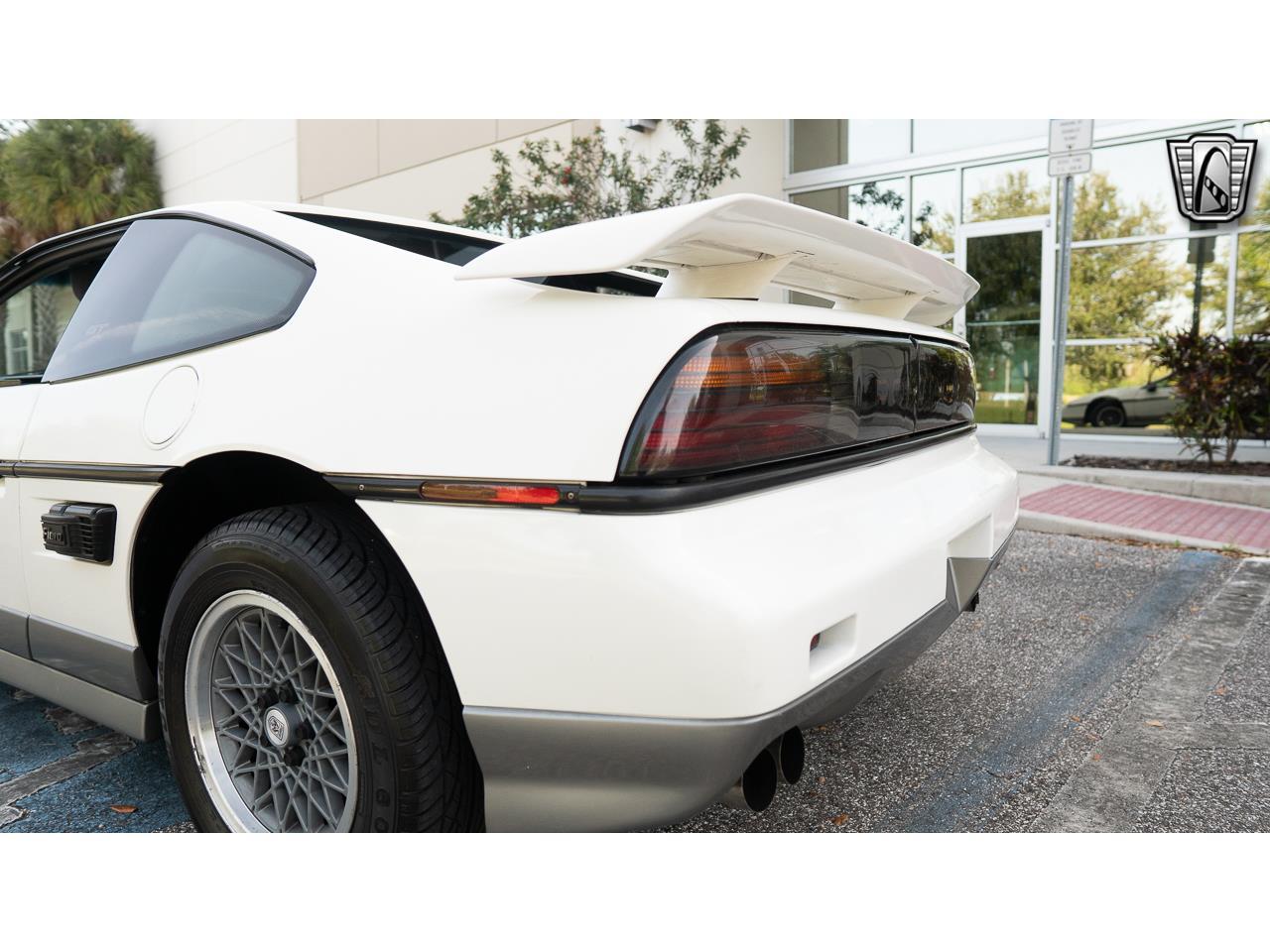 1986 Pontiac Fiero (CC-1388663) for sale in O'Fallon, Illinois