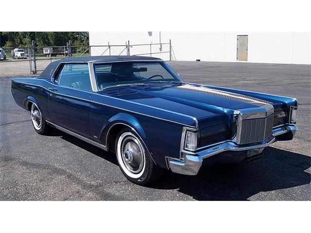 1969 Lincoln Continental Mark III (CC-1388668) for sale in Canton, Ohio