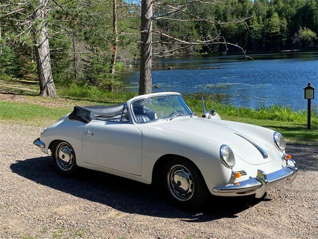 1964 Porsche 356C (CC-1380867) for sale in Astoria, New York