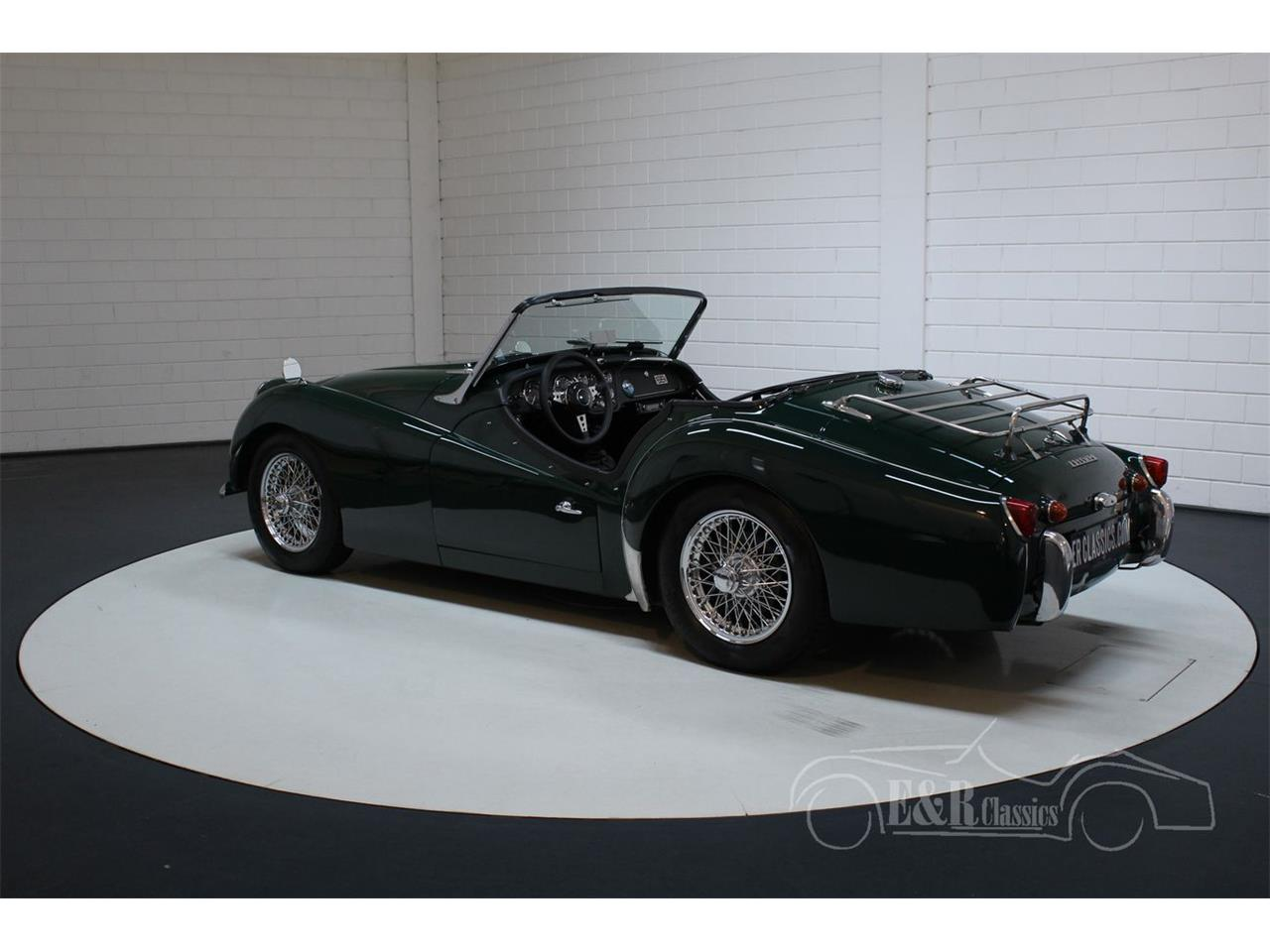 1960 Triumph TR3A (CC-1388672) for sale in Waalwijk, Noord Brabant