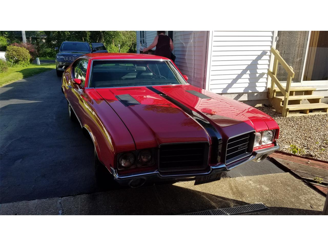 1971 Oldsmobile Cutlass (CC-1388675) for sale in Peoria, Illinois