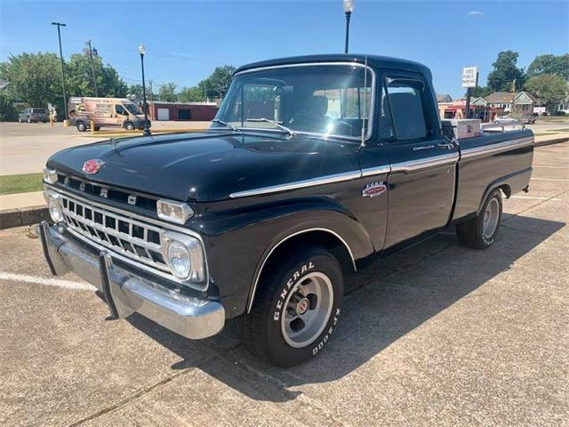 1965 Ford F100 (CC-1380868) for sale in Denison, Texas