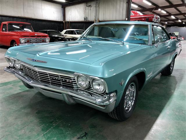 1965 Chevrolet Impala (CC-1380869) for sale in Sherman, Texas