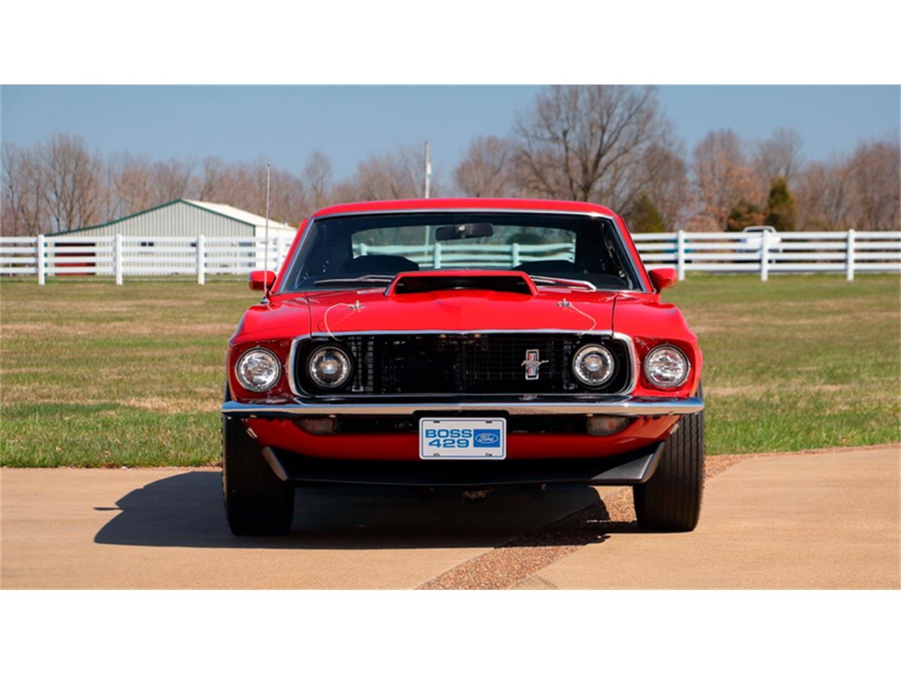 1969 Ford Mustang (CC-1388712) for sale in Greensboro, North Carolina