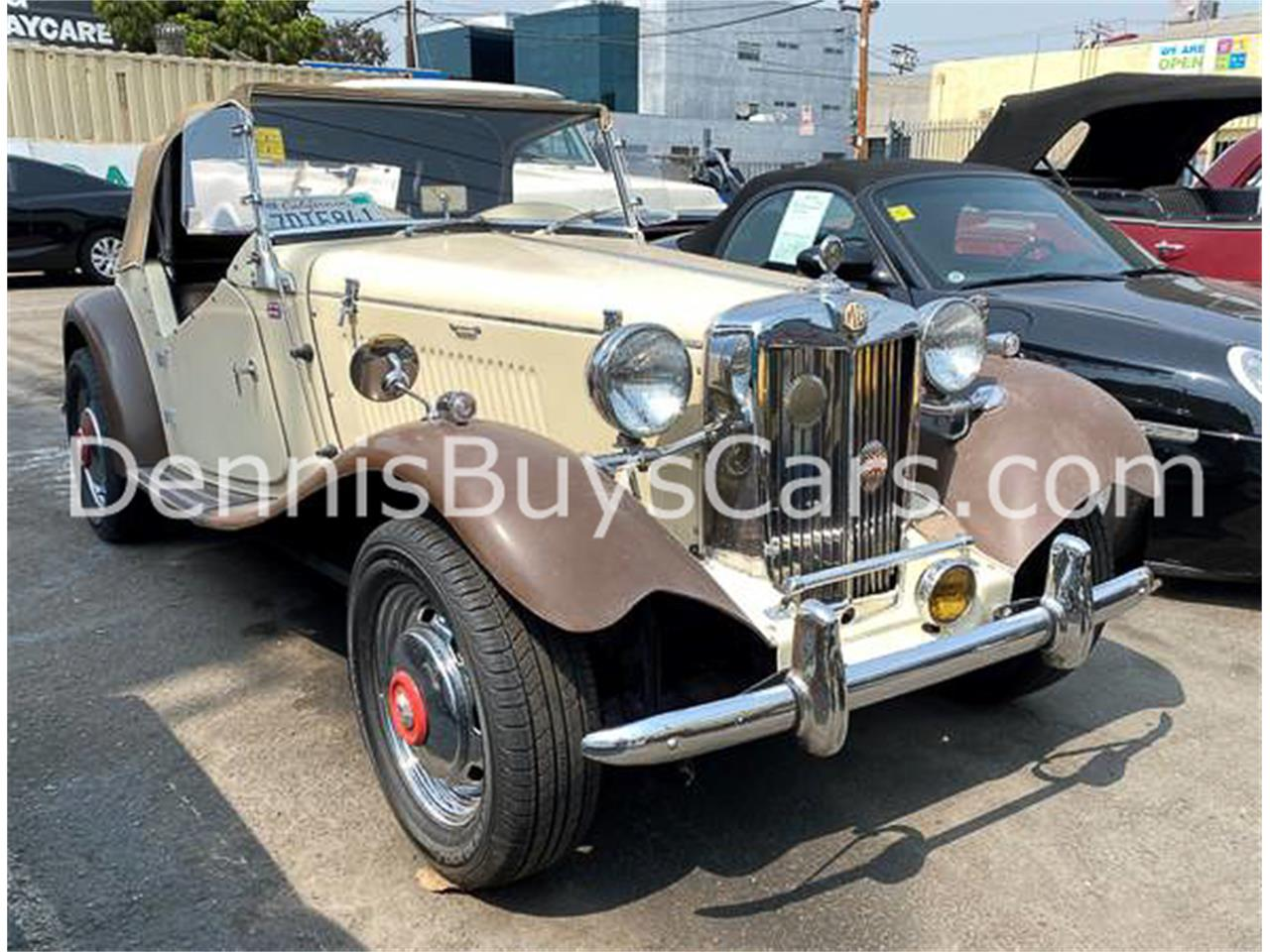1970 MG TD (CC-1388719) for sale in Los Angeles, California