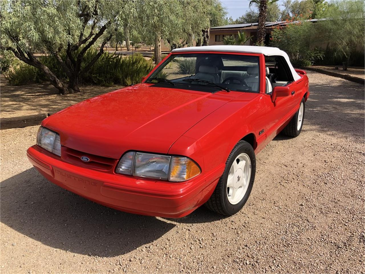 1992 Ford Mustang (CC-1388725) for sale in Scottsdale, Arizona
