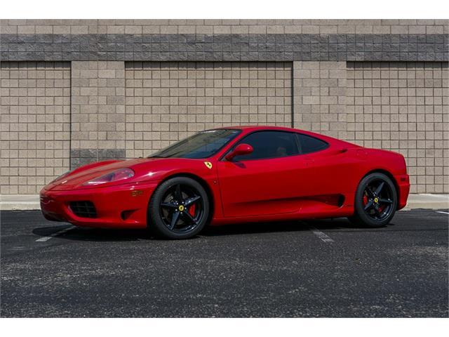 2003 Ferrari 360 (CC-1388732) for sale in Tucson, Arizona