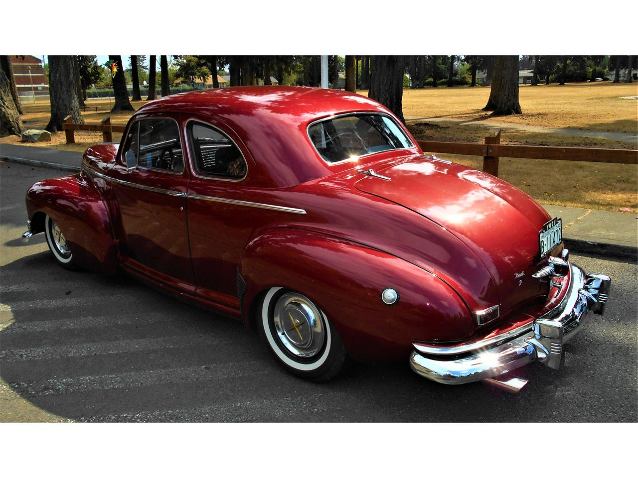 1946 Nash Ambassador (CC-1388742) for sale in Tacoma, Washington