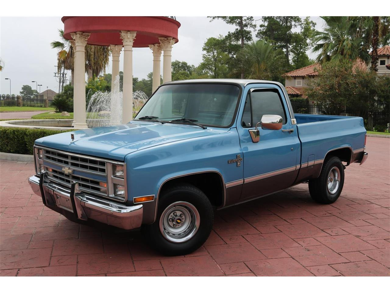 1987 Chevrolet C10 (CC-1388746) for sale in Conroe, Texas