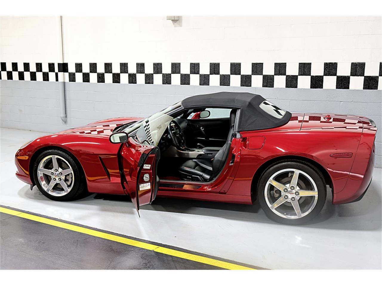2005 Chevrolet Corvette (CC-1388747) for sale in Old Forge, Pennsylvania