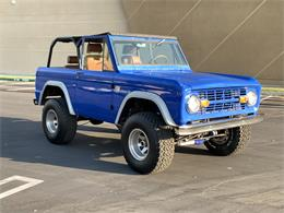 1966 Ford Bronco (CC-1388755) for sale in Chatsworth , California