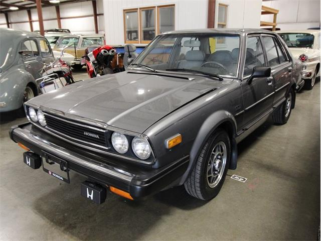 1981 Honda Accord (CC-1388758) for sale in Christiansburg, Virginia