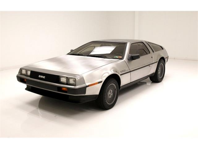 1981 DeLorean DMC-12 (CC-1388776) for sale in Morgantown, Pennsylvania
