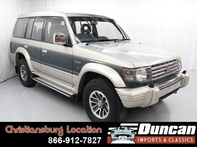 1992 Mitsubishi Pajero (CC-1388787) for sale in Christiansburg, Virginia