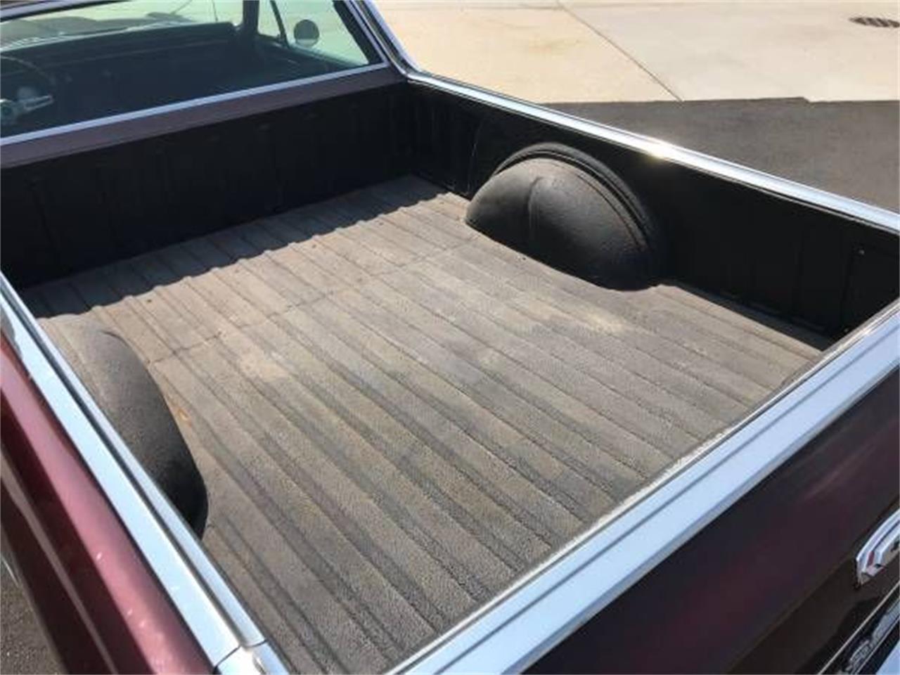 1967 Chevrolet El Camino (CC-1388828) for sale in Cadillac, Michigan