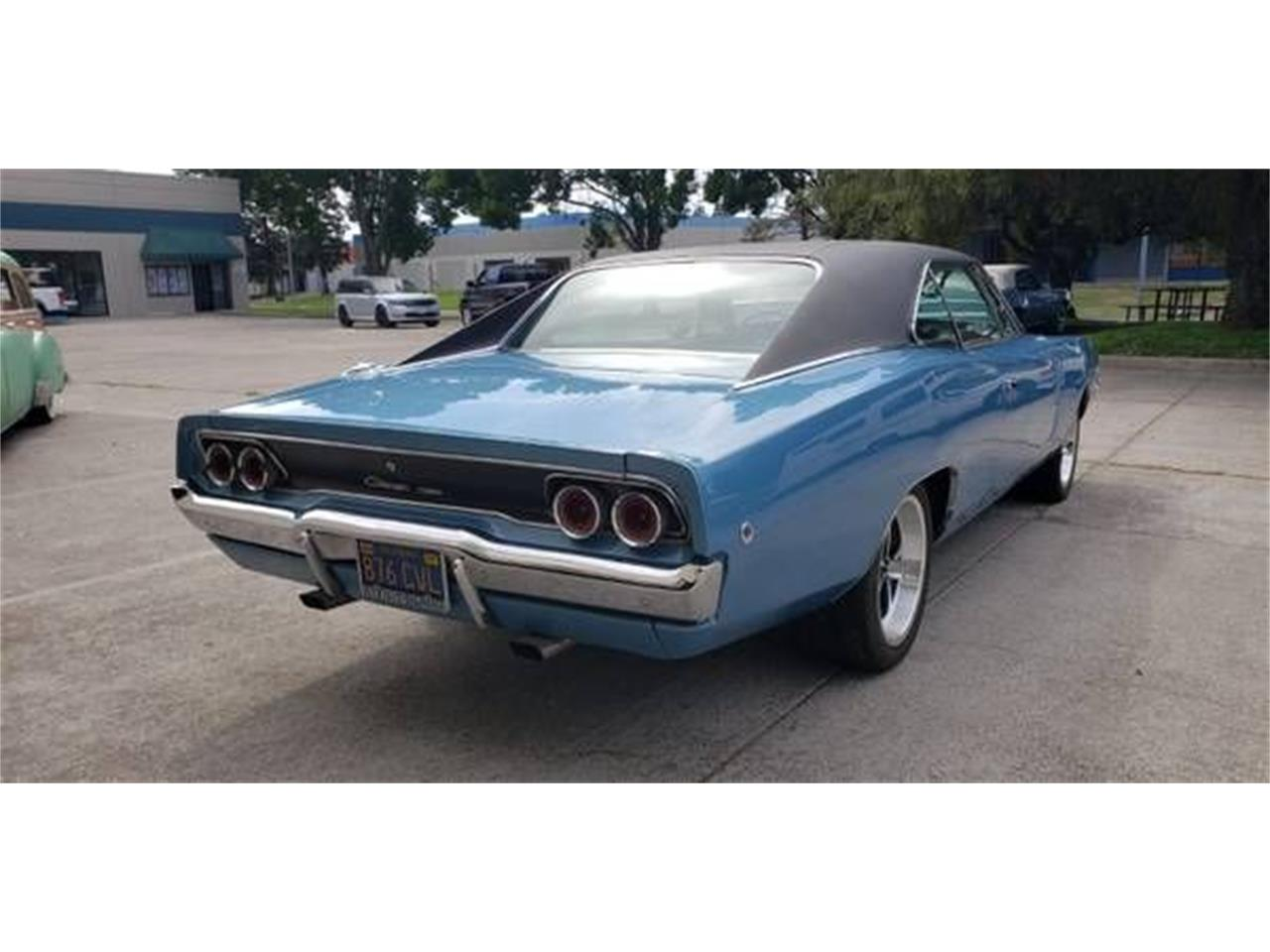 1968 Dodge Charger (CC-1388829) for sale in Cadillac, Michigan