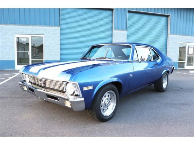 1970 Chevrolet Nova (CC-1388831) for sale in Cadillac, Michigan