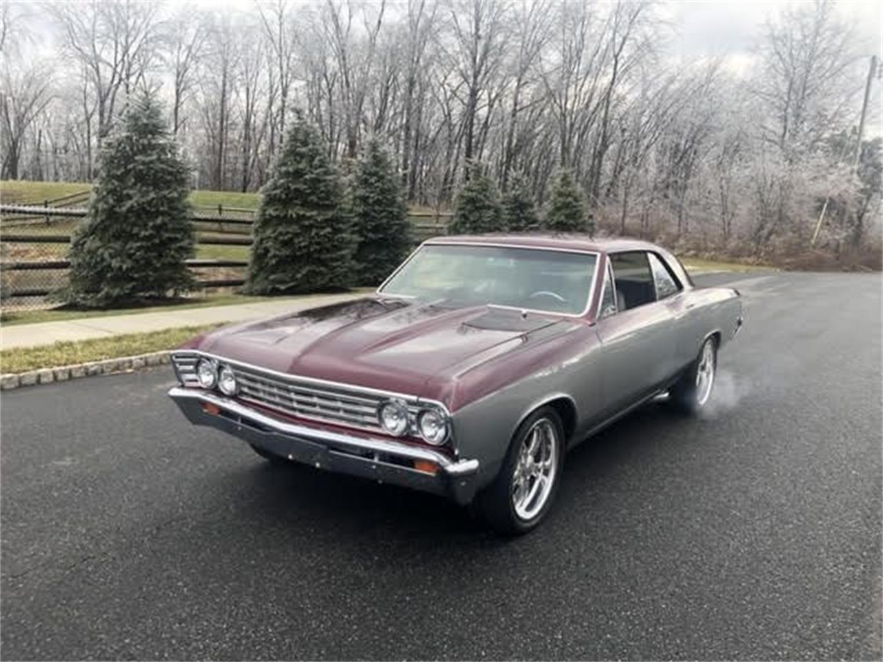 1967 Chevrolet Chevelle (CC-1388832) for sale in Cadillac, Michigan