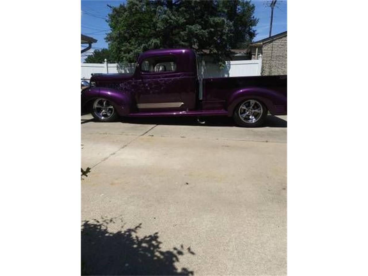 1947 Dodge Pickup (CC-1388833) for sale in Cadillac, Michigan
