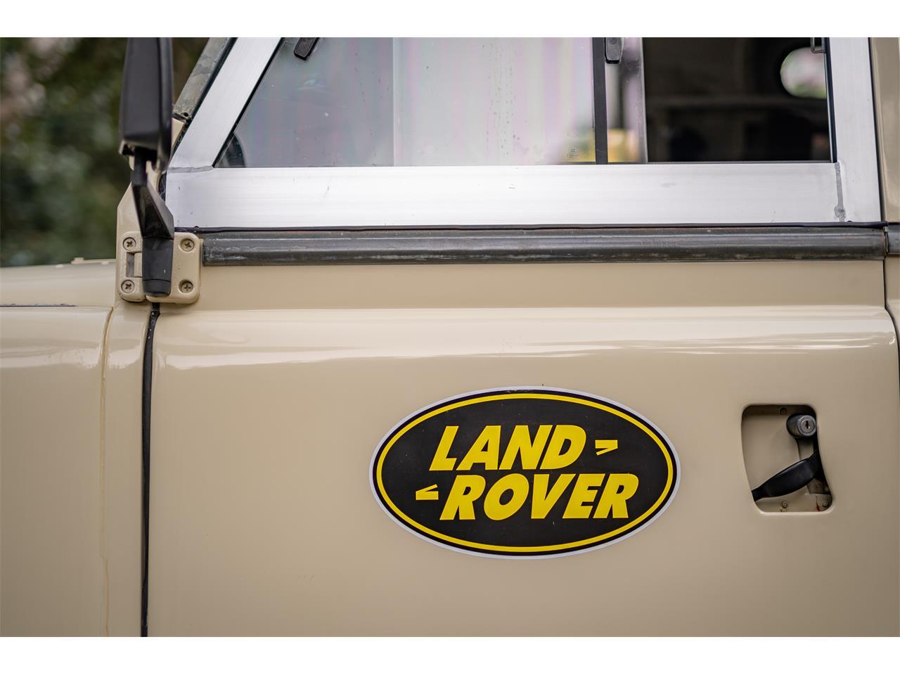 1982 Land Rover Santana (CC-1380884) for sale in Monterey, California
