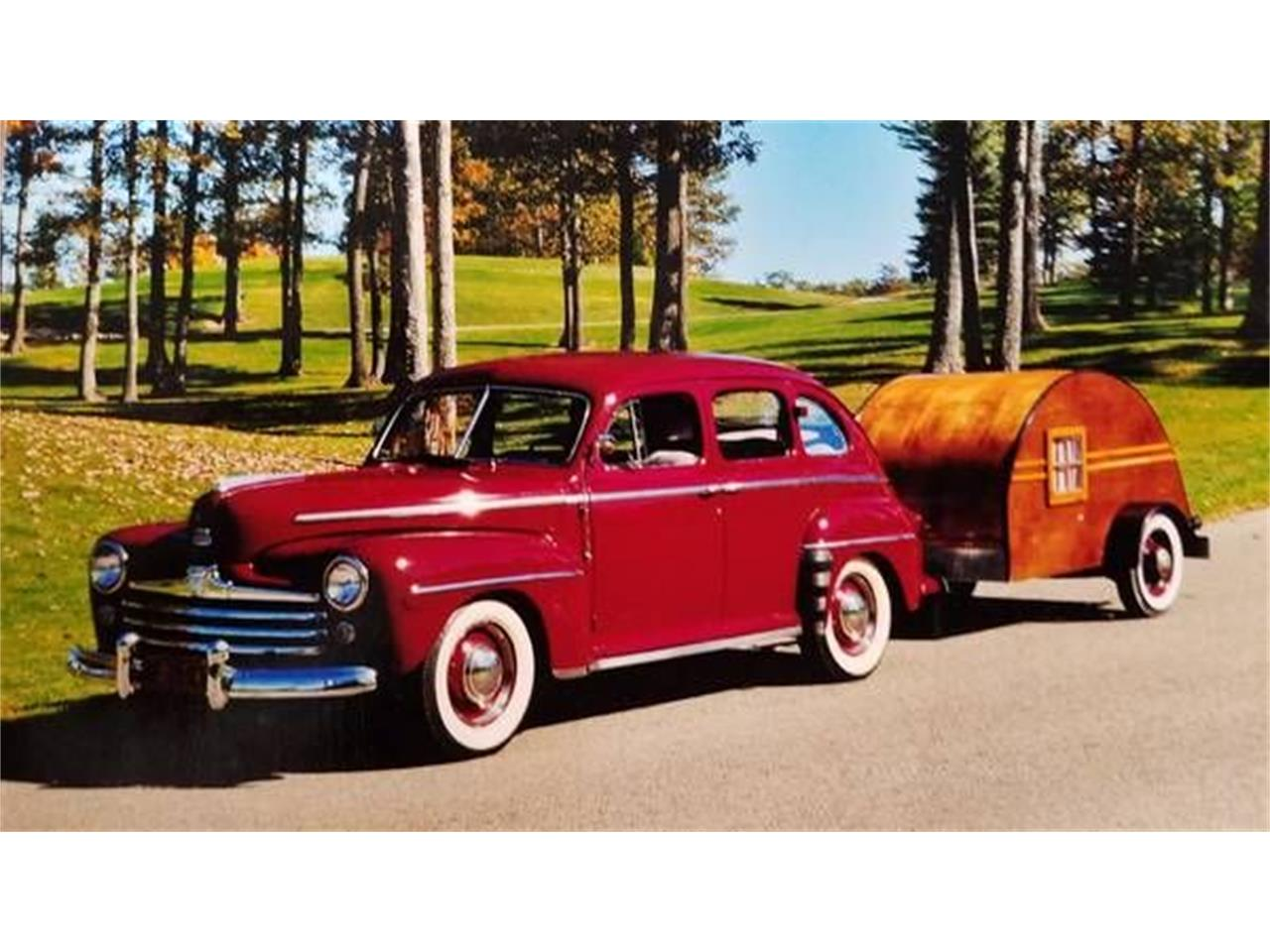 1947 Ford Super Deluxe (CC-1388840) for sale in Cadillac, Michigan