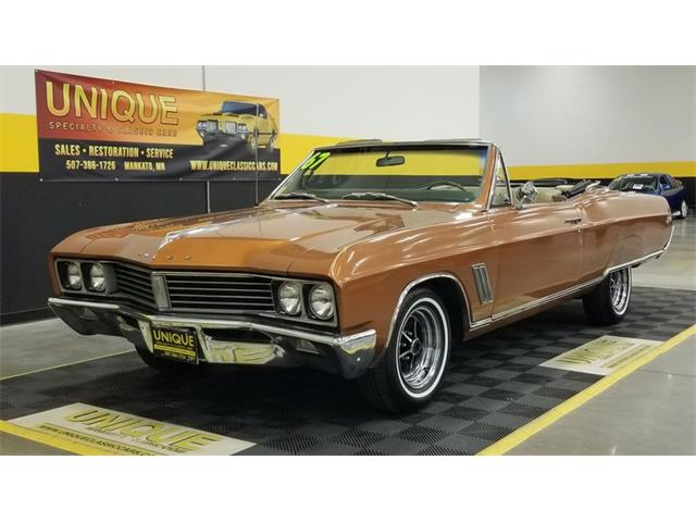 1967 Buick Skylark (CC-1388845) for sale in Mankato, Minnesota