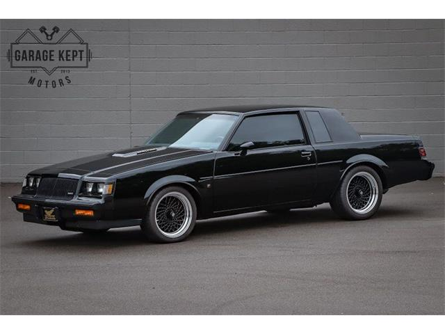 1987 Buick Regal (CC-1388847) for sale in Grand Rapids, Michigan