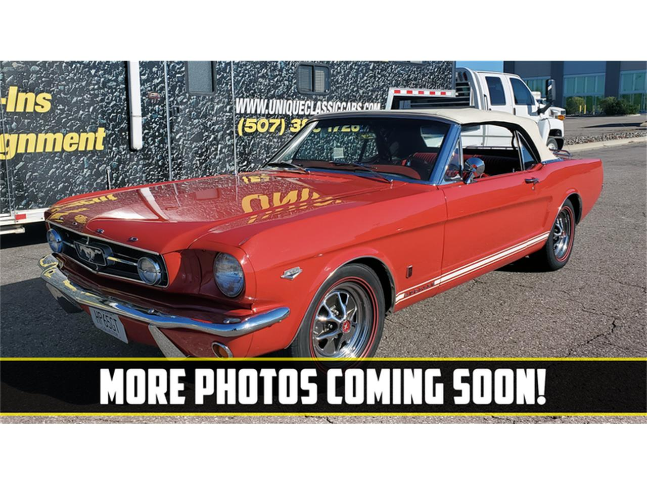 1965 Ford Mustang (CC-1388852) for sale in Mankato, Minnesota