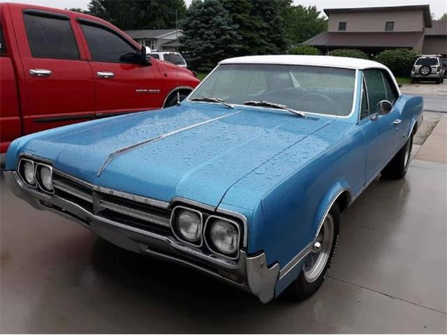 1966 Oldsmobile Cutlass (CC-1388853) for sale in Cadillac, Michigan