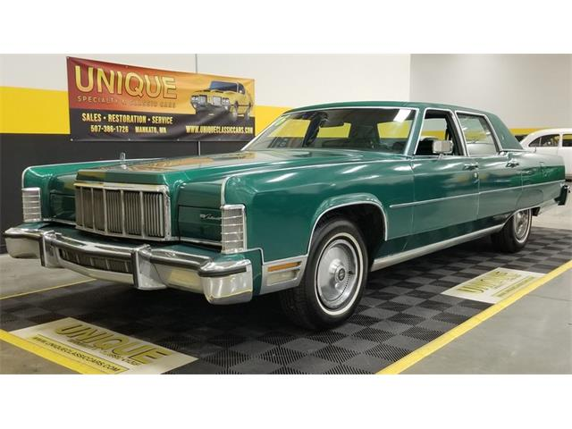 1976 Lincoln Continental (CC-1388857) for sale in Mankato, Minnesota