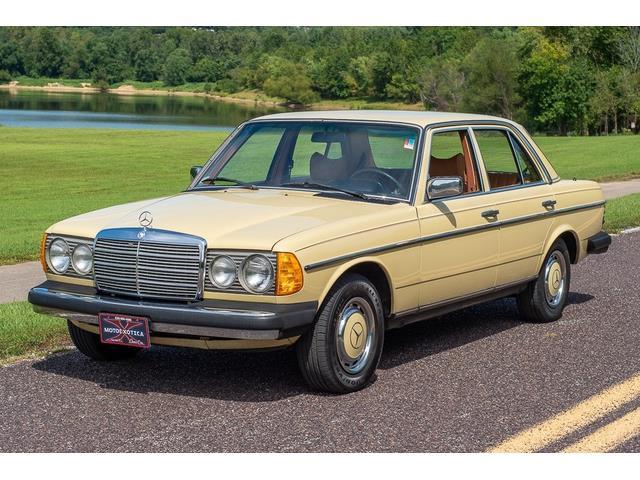 1979 Mercedes-Benz 240D (CC-1388861) for sale in St. Louis, Missouri