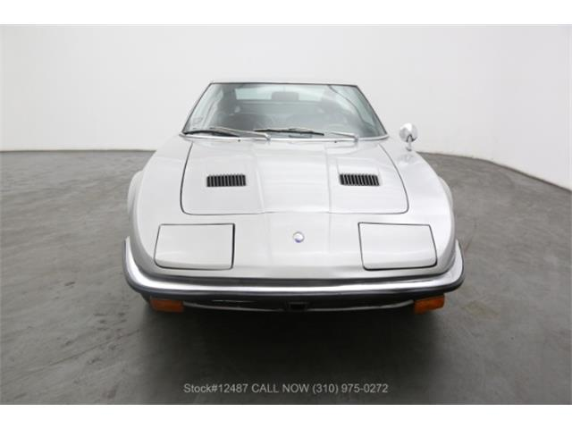 1971 Maserati Indy