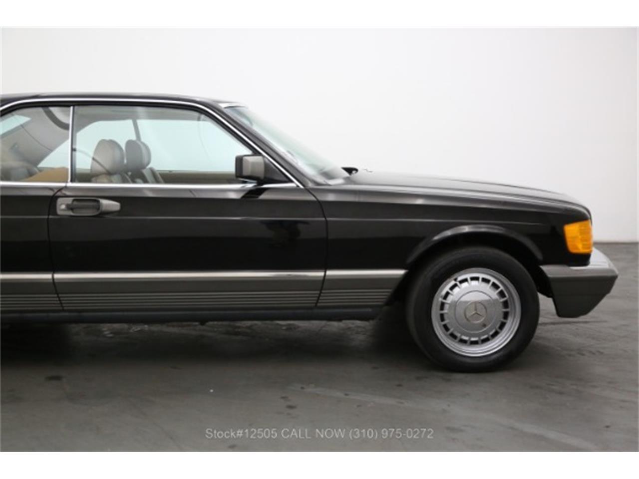 1984 Mercedes-Benz 500SEC (CC-1388869) for sale in Beverly Hills, California