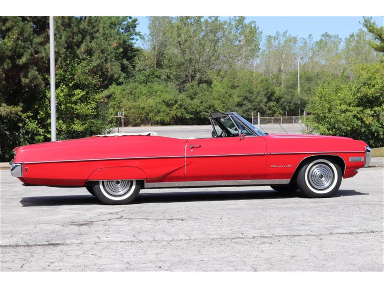 1968 Pontiac Bonneville (CC-1388872) for sale in Alsip, Illinois