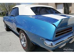1969 Chevrolet Camaro (CC-1388873) for sale in Alsip, Illinois