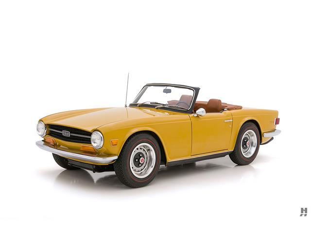 1971 Triumph TR6 (CC-1388874) for sale in Saint Louis, Missouri