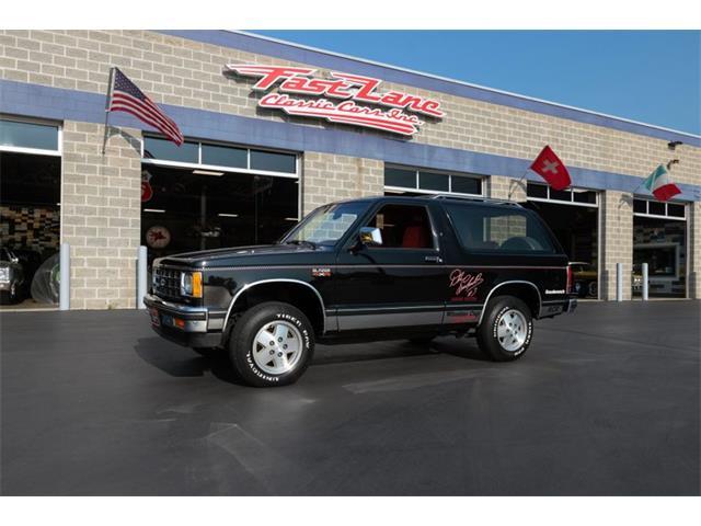 1988 Chevrolet Blazer (CC-1388888) for sale in St. Charles, Missouri