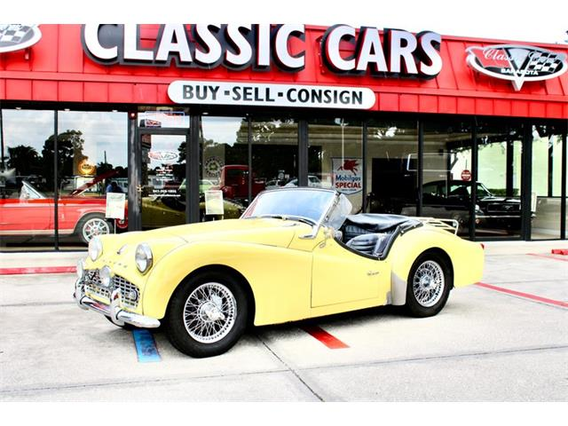 1959 Triumph TR3 (CC-1388898) for sale in Sarasota, Florida