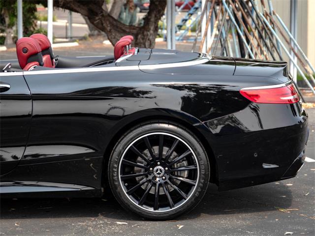 2017 Mercedes-Benz S550 (CC-1388919) for sale in Marina Del Rey, California