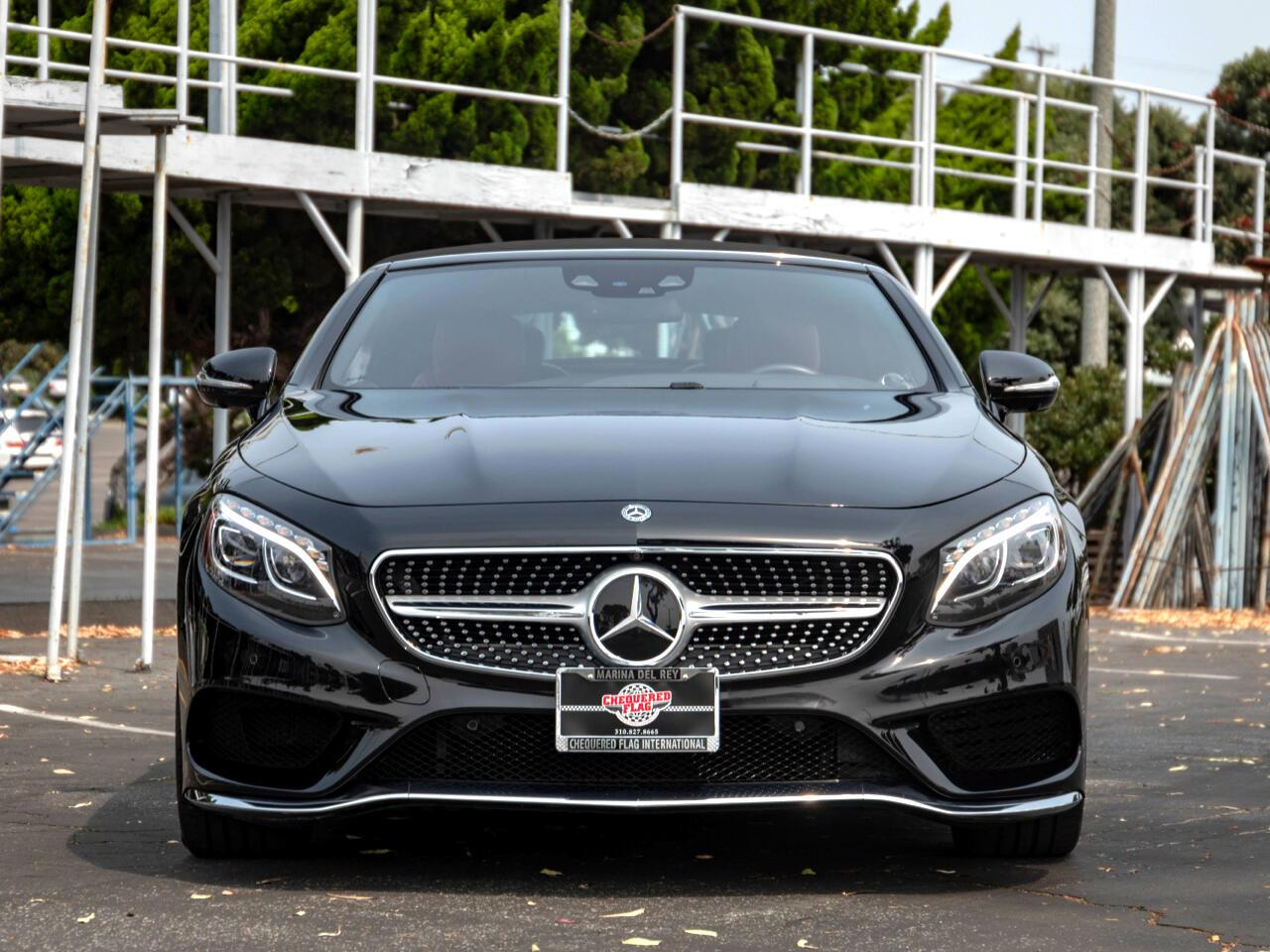 2017 Mercedes-Benz S550 (CC-1388919) for sale in Marina Del Rey, California