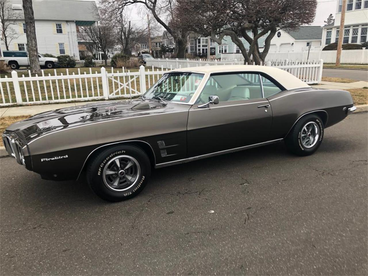1969 Pontiac Firebird (CC-1388927) for sale in Milford City, Connecticut