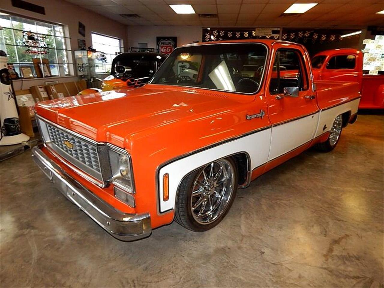 1973 Chevrolet C10 (CC-1388928) for sale in Wichita Falls, Texas
