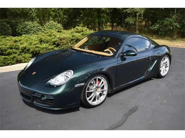 2008 Porsche Cayman (CC-1388935) for sale in Elkhart, Indiana