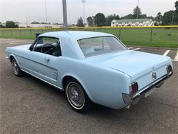 1966 Ford Mustang (CC-1388939) for sale in Milford City, Connecticut