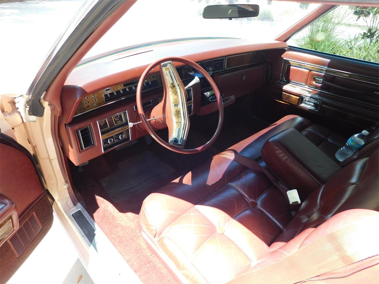 1977 Lincoln Continental (CC-1380894) for sale in Brooksville, Florida