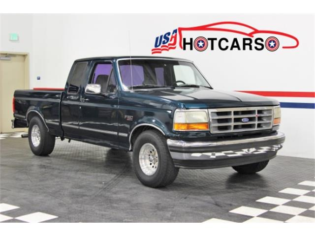 1994 Ford F150 (CC-1388947) for sale in San Ramon, California