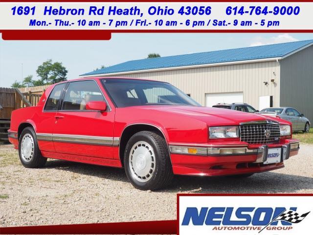 1991 Cadillac Eldorado (CC-1388958) for sale in Marysville, Ohio