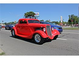 1934 Ford 3-Window Coupe (CC-1380896) for sale in Indianapolis, Indiana