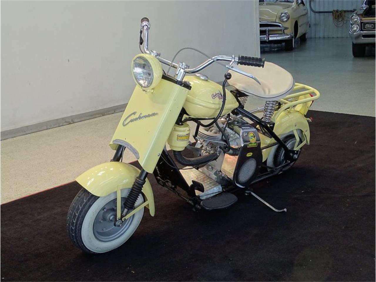 1956 Cushman Motorcycle (CC-1388960) for sale in Greensboro, North Carolina